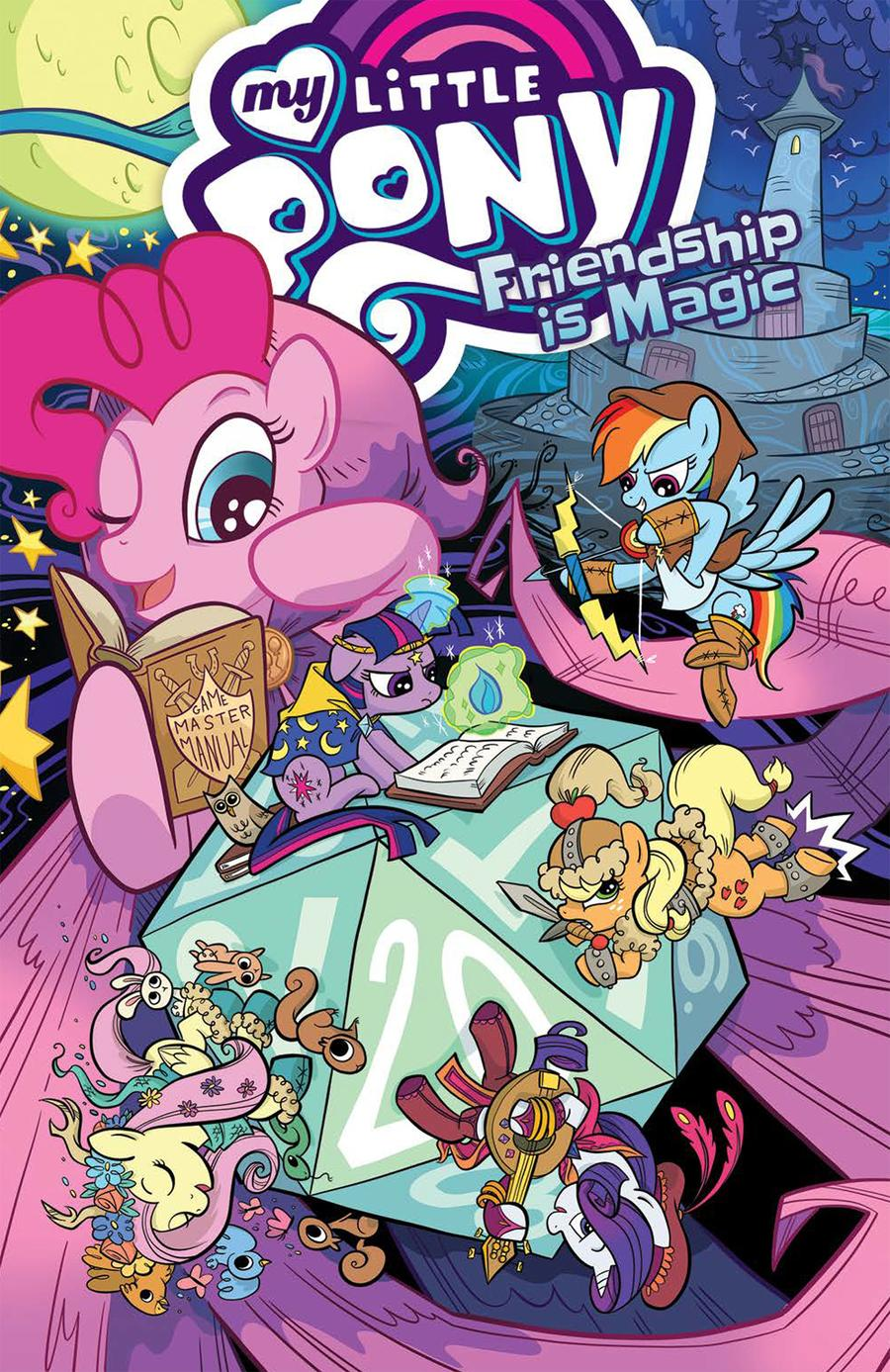 My Little Pony Friendship Is Magic Vol 18 TP