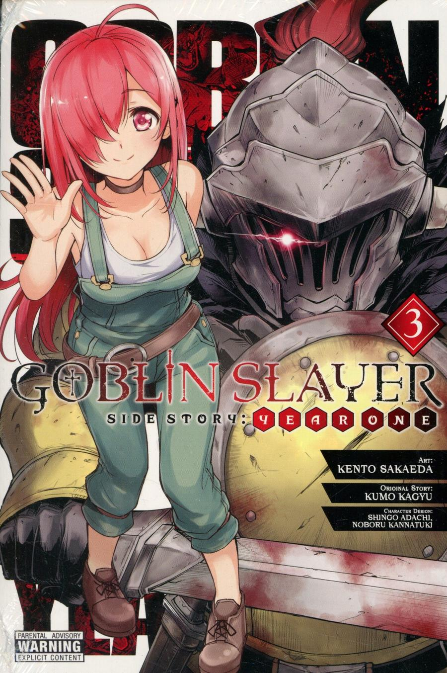 Goblin Slayer Side Story Year One Vol 3 GN
