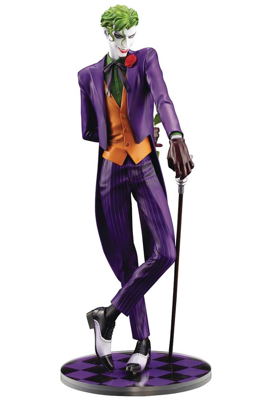 DC Comics Joker Ikemen Statue