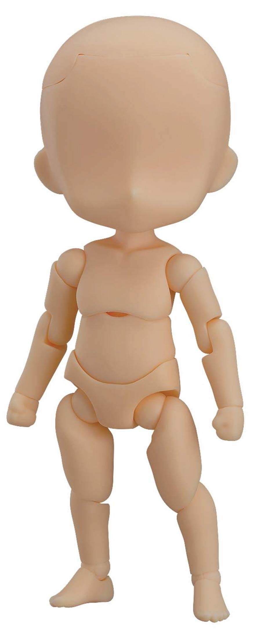 Nendoroid Doll Boy Archetype Action Figure - Almond Milk Color
