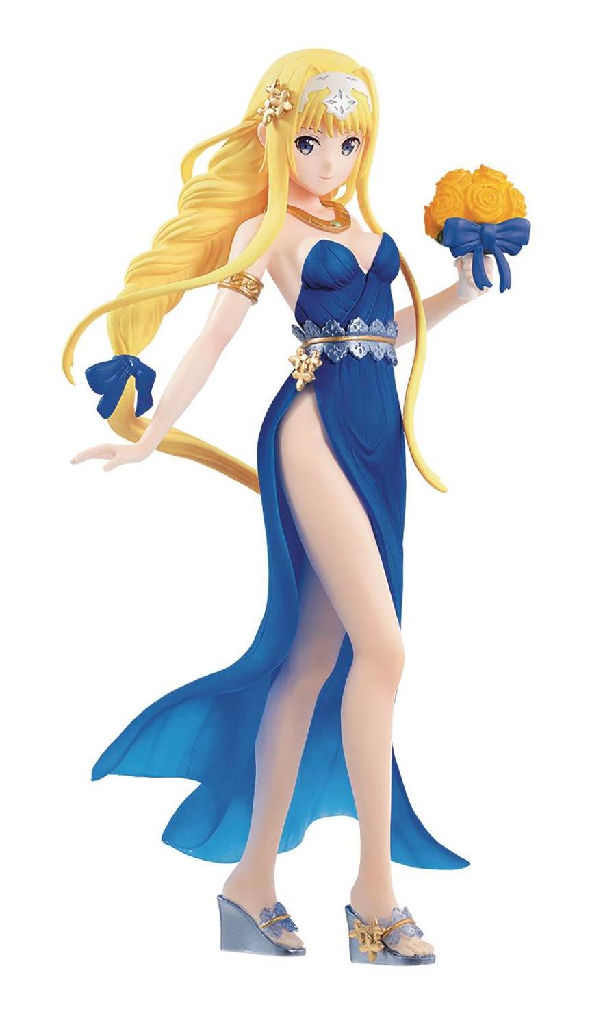 Sword Art Online 10th Anniversary Ichiban - Alice Party Dress Figure