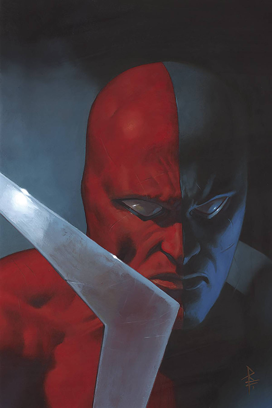 Death-Defying Devil Vol 2 #5 Cover H Limited Edition Riccardo Federici Virgin Cover