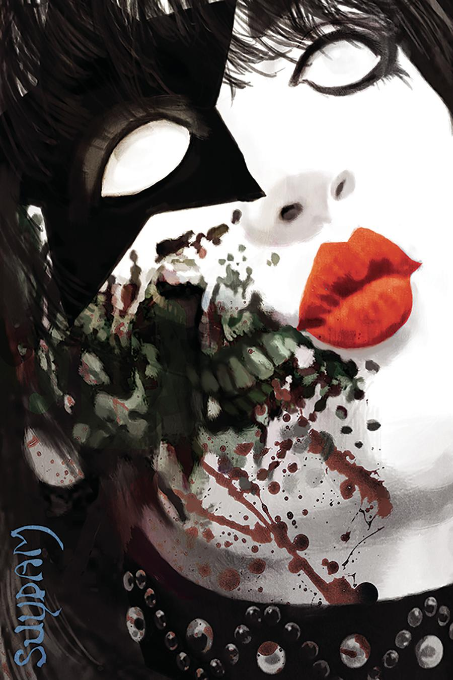 KISS Zombies #2 Cover N Limited Edition Arthur Suydam Virgin Cover