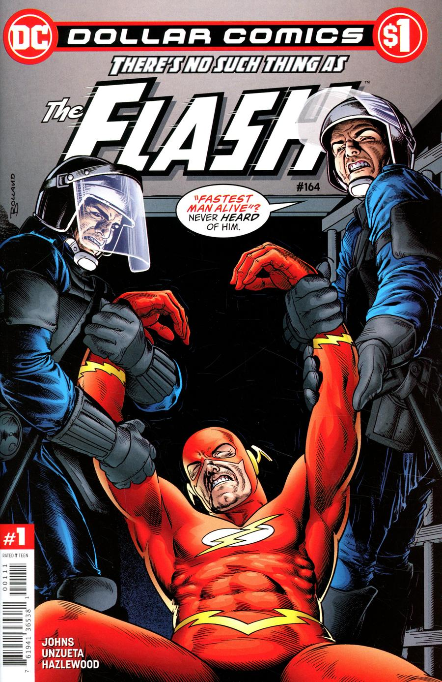 Dollar Comics Flash #164