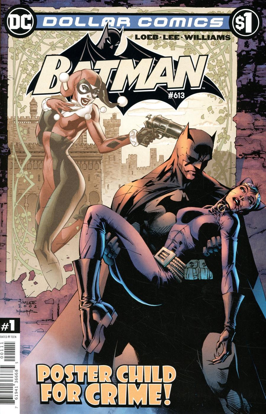 Dollar Comics Batman #613