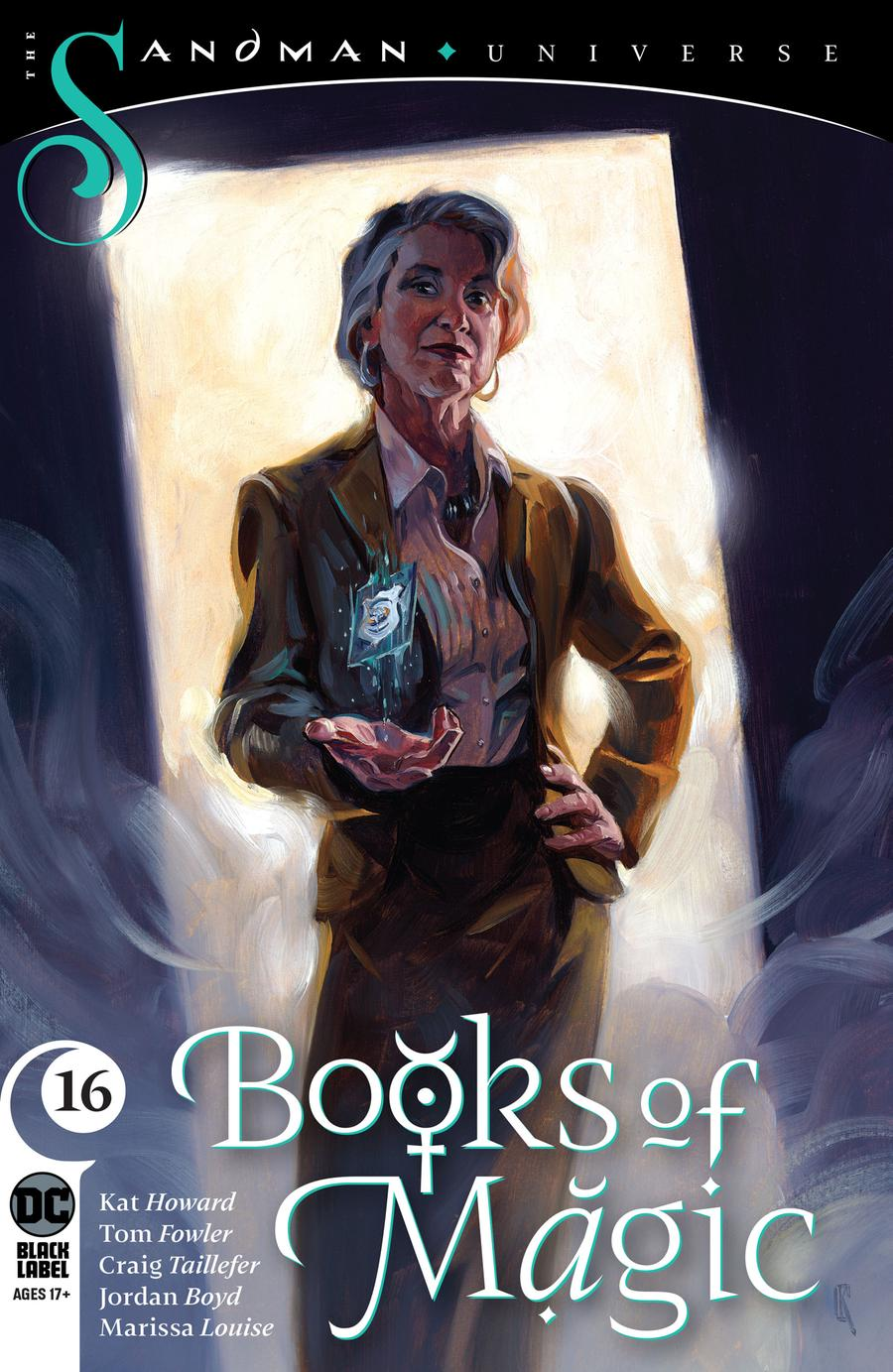 Books Of Magic Vol 3 #16