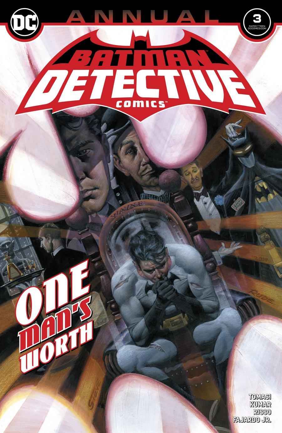 Detective Comics Vol 2 Annual #3 (2020)