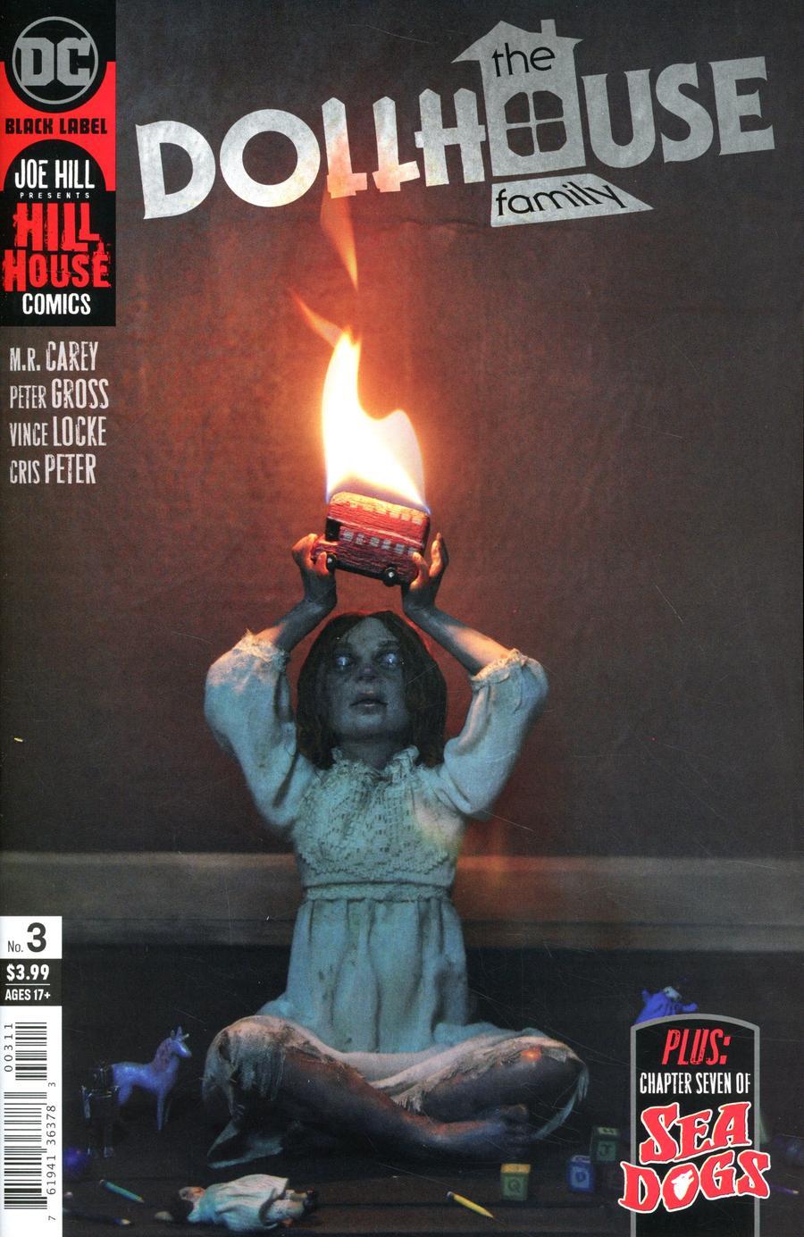 Dollhouse Family #3 Cover A Regular Jessica Dalva Cover
