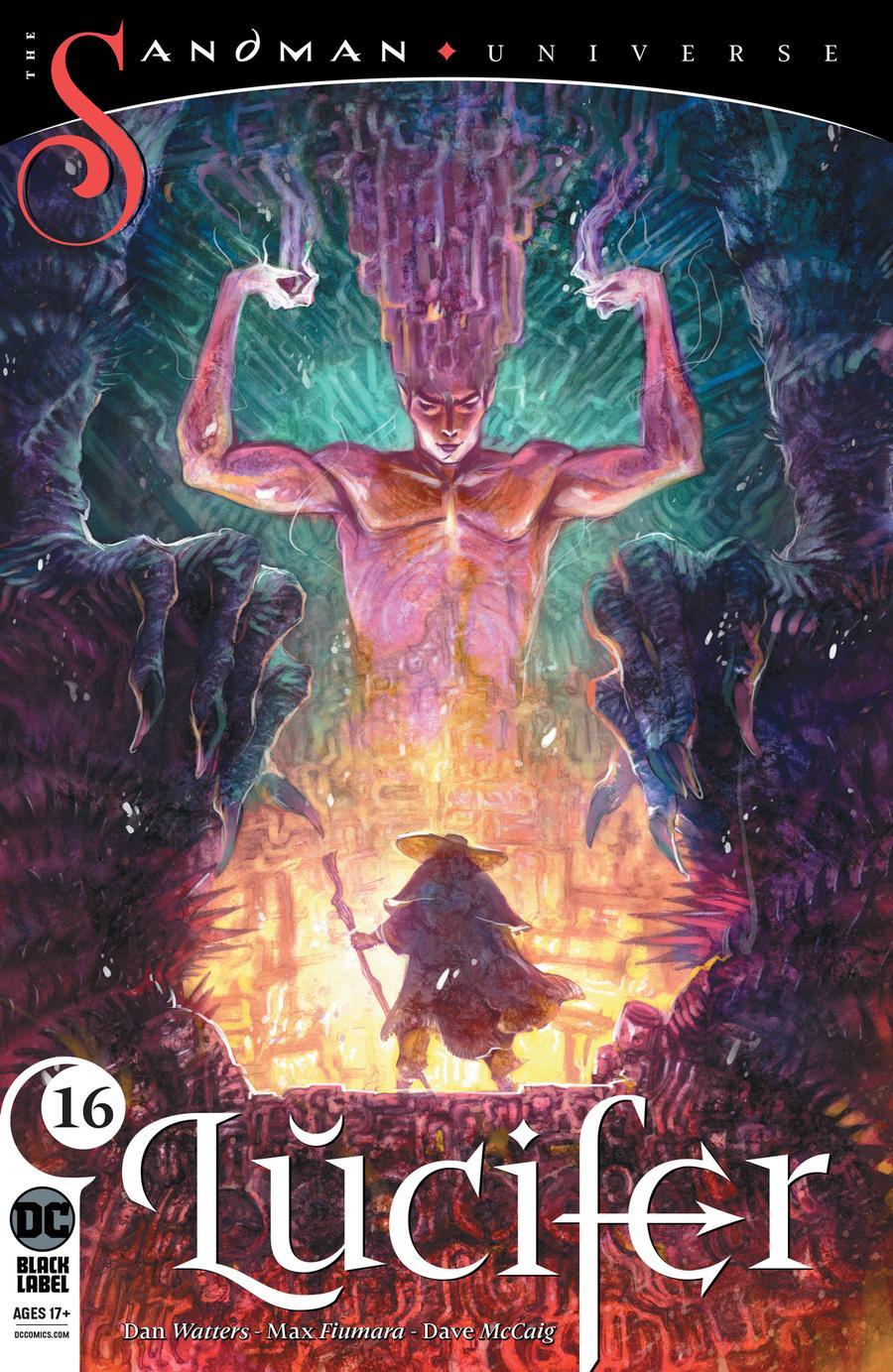 Lucifer Vol 3 #16