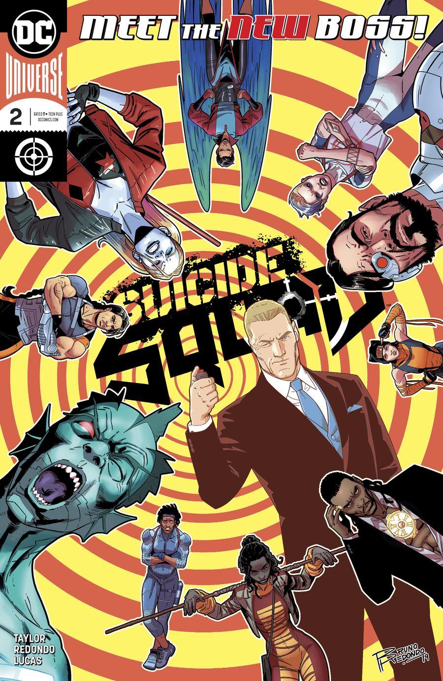 Suicide Squad Vol 5 #2 Cover A Regular Bruno Redondo Cover