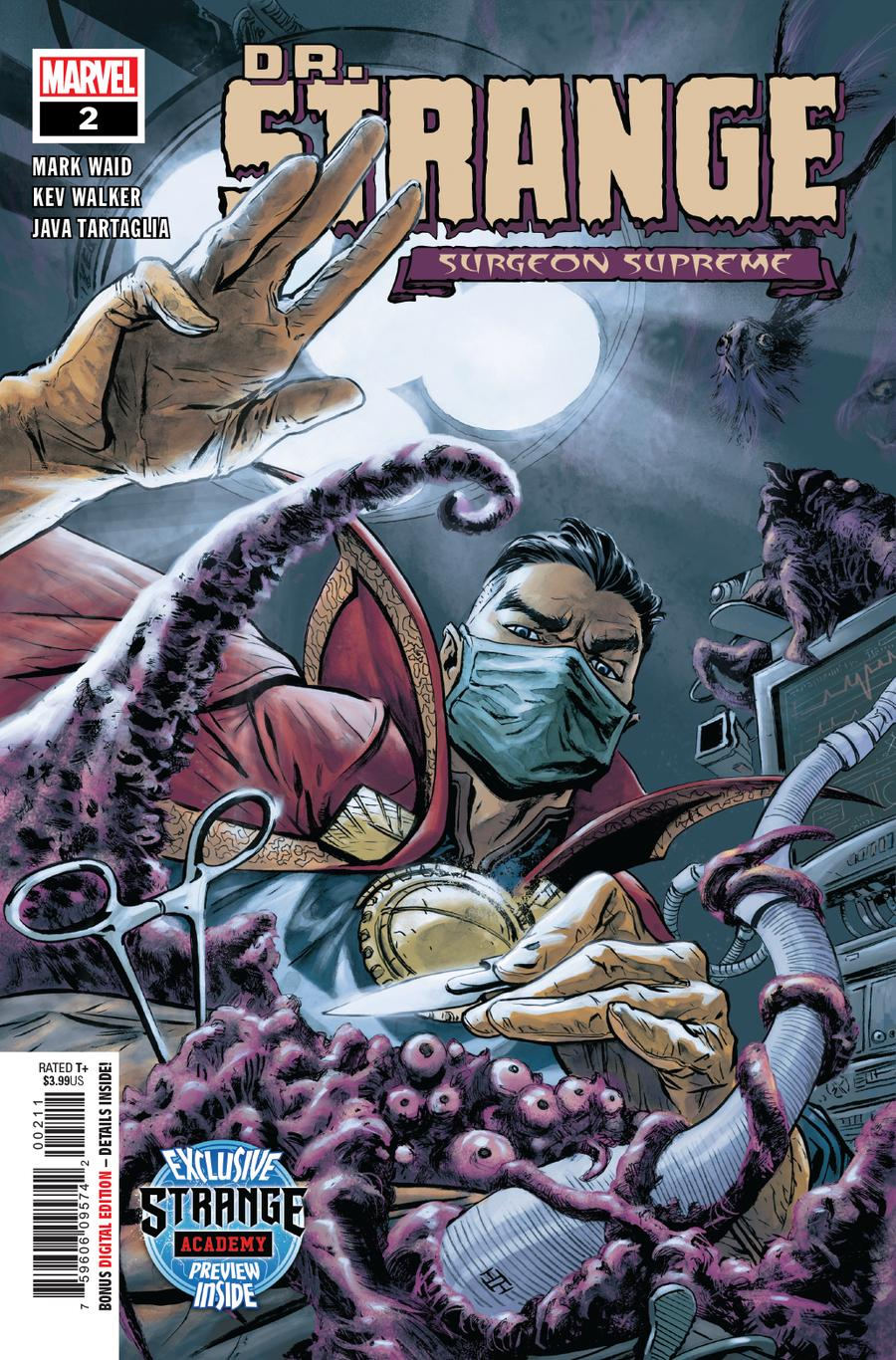 Doctor Strange Surgeon Supreme #2 Cover A Regular Max Fiumara Cover