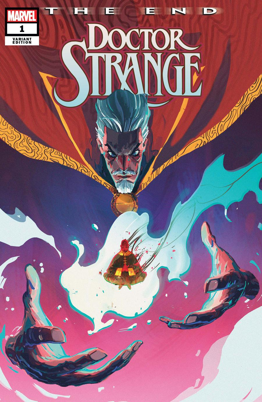 Doctor Strange The End One Shot Cover B Variant Filipe Andrade Cover