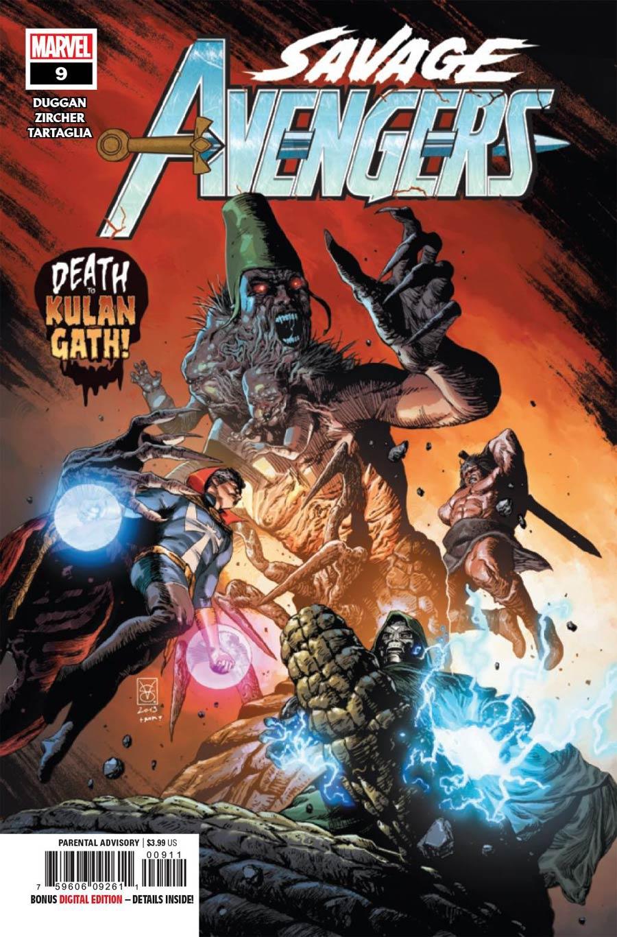 Savage Avengers #9