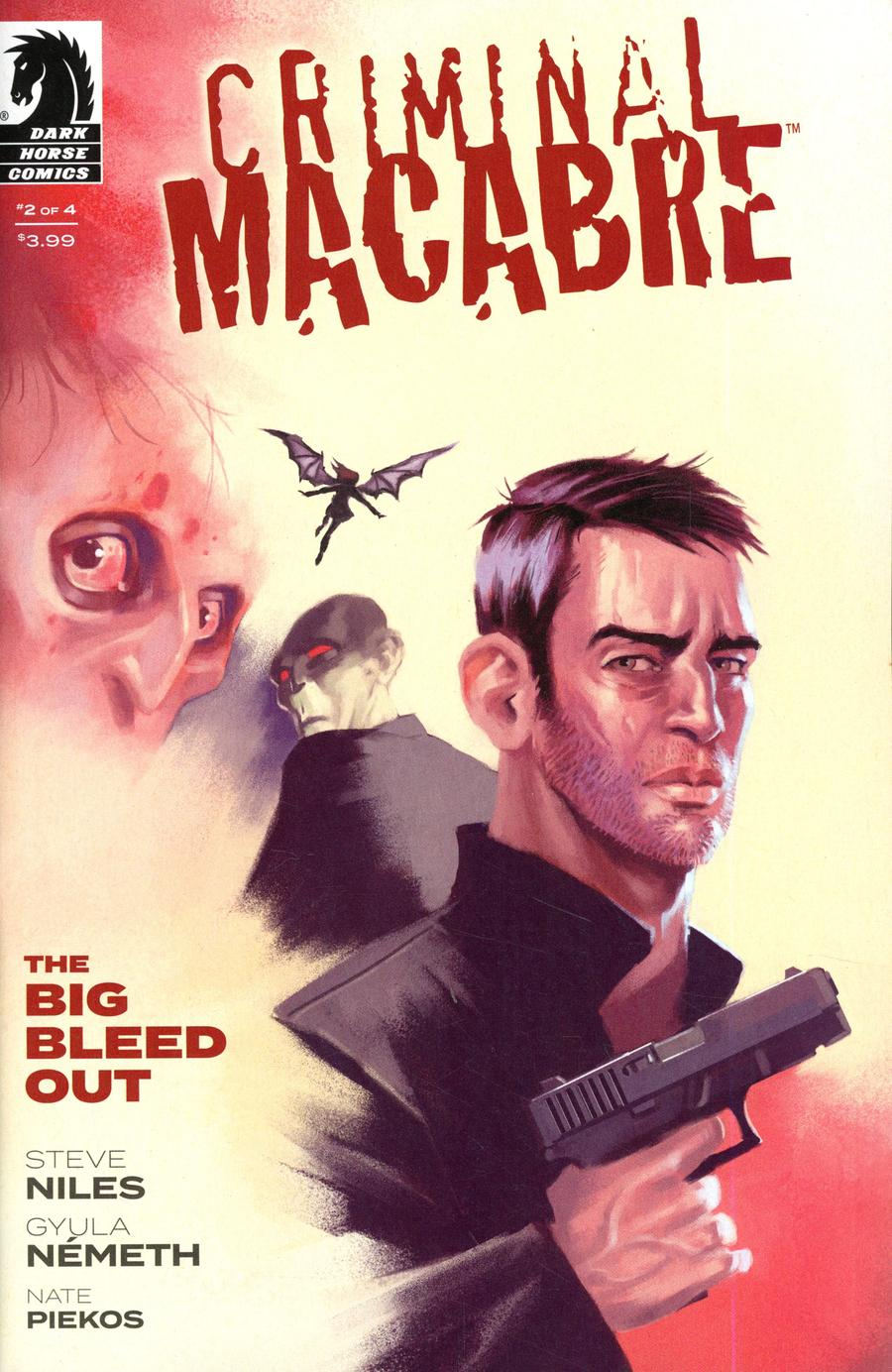Criminal Macabre Big Bleed Out #2