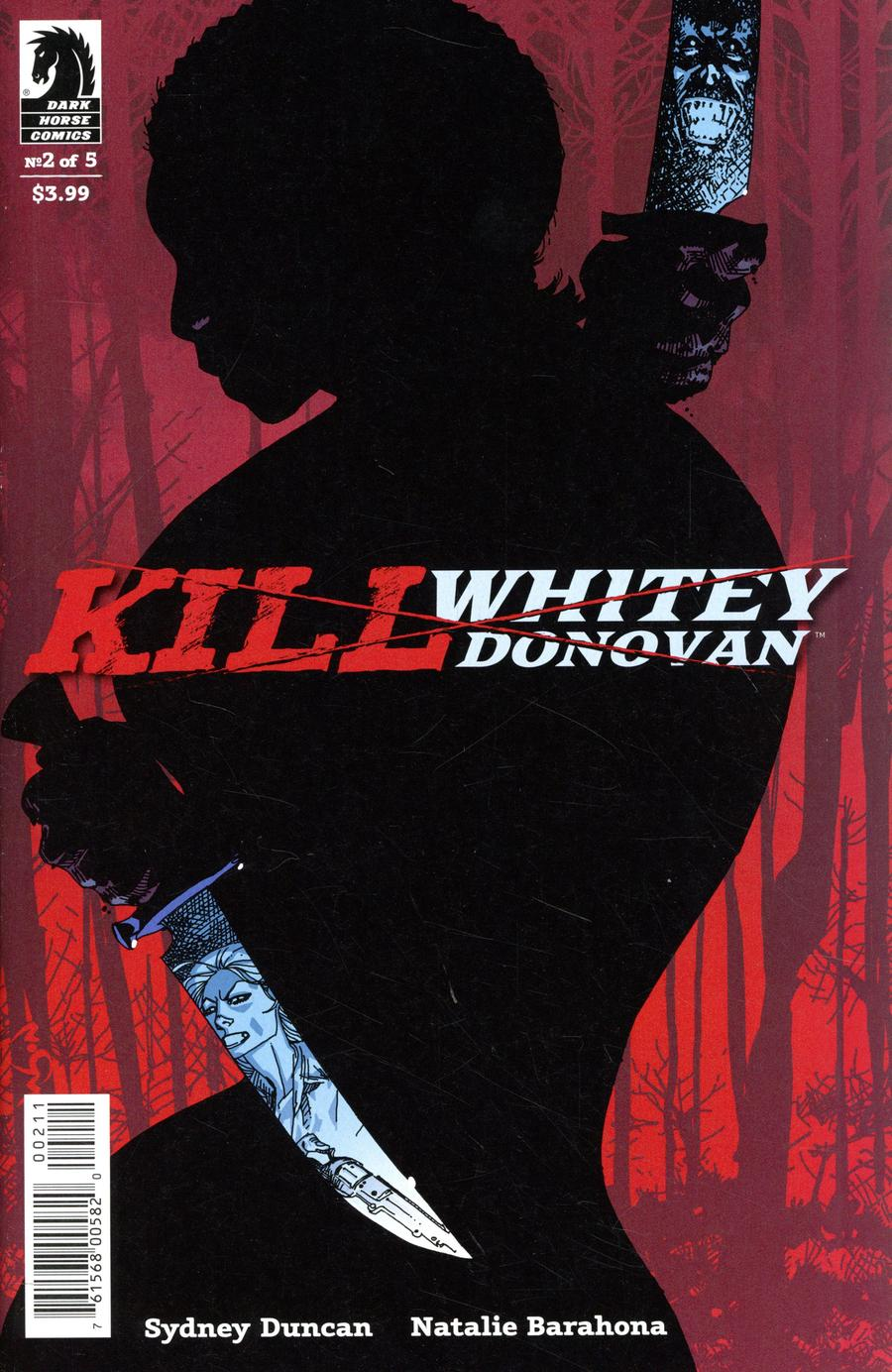 Kill Whitey Donovan #2 Cover A Regular Jaosn Pearson Cover