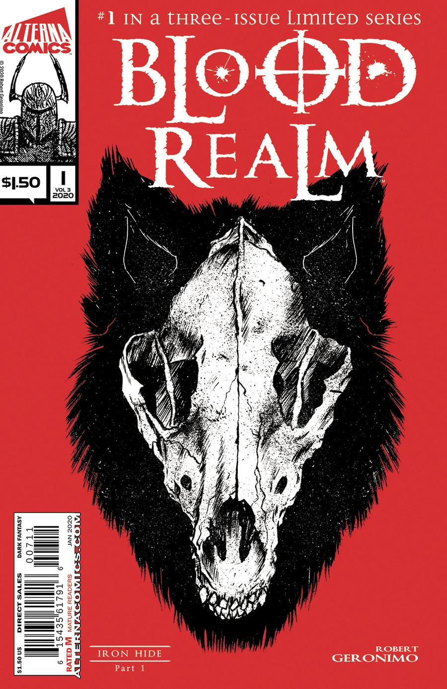 Blood Realm Vol 3 #1