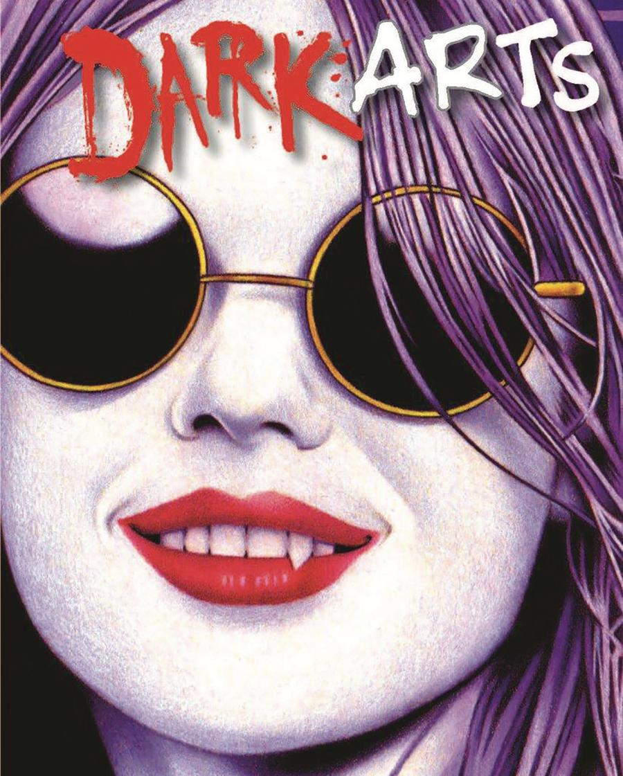 Darkarts #1 Cover A Regular Nate Osborne Cover