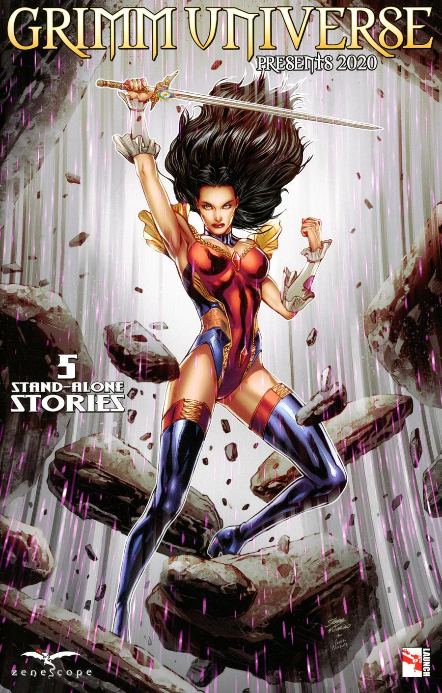 Grimm Universe Presents 2020 Cover A Igor Vitorino