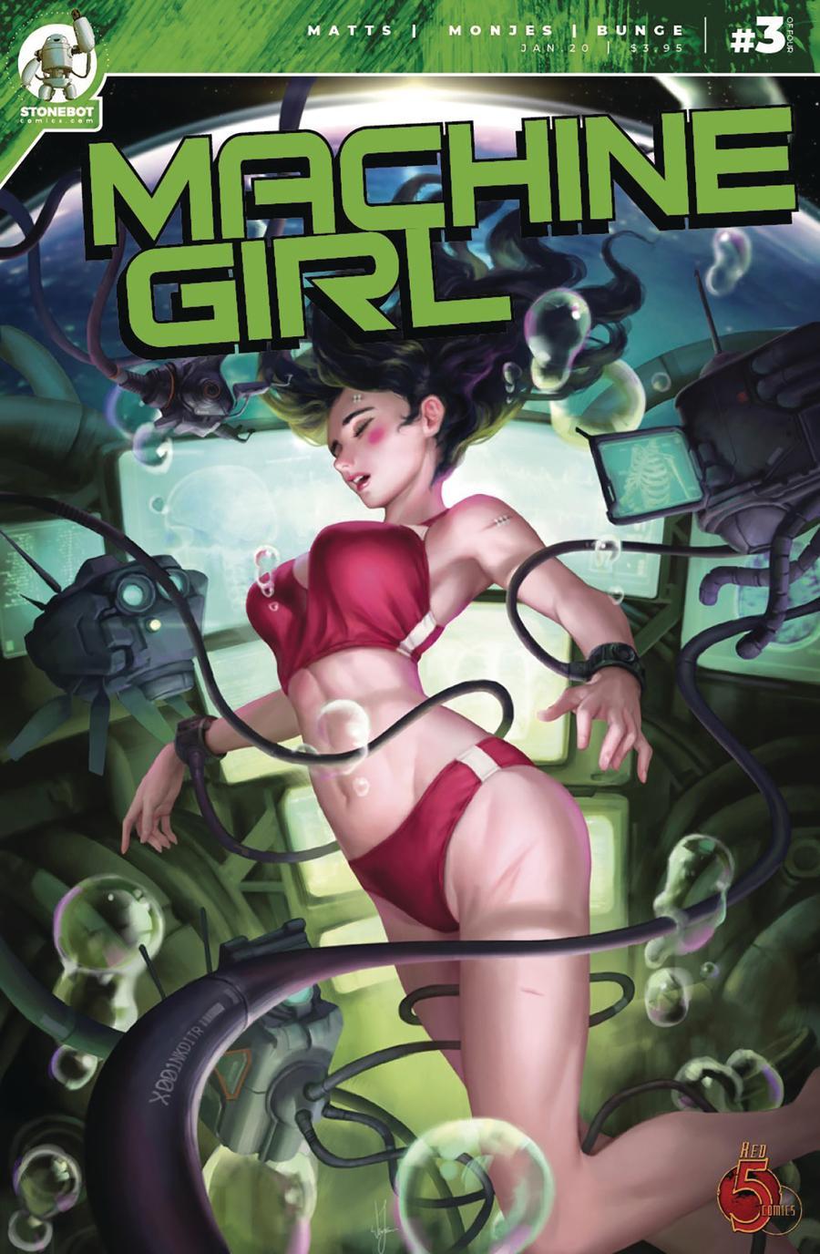 Machine Girl #3