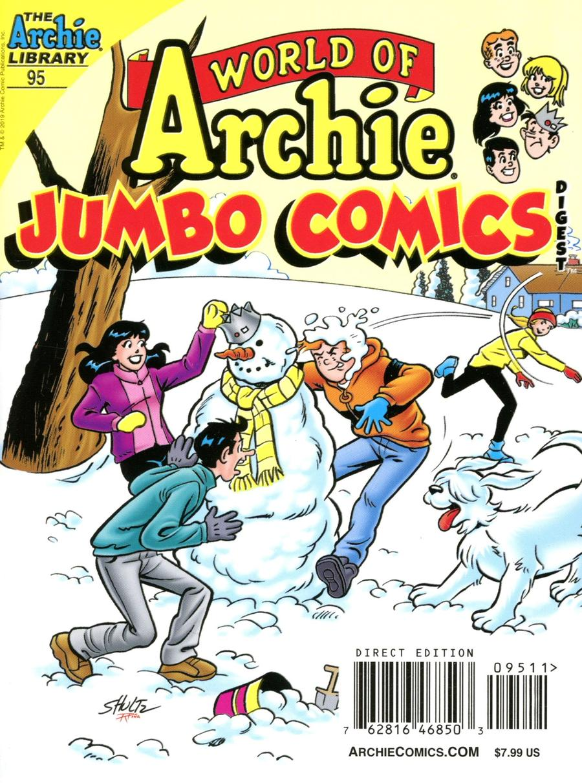 World Of Archie Jumbo Comics Digest #95