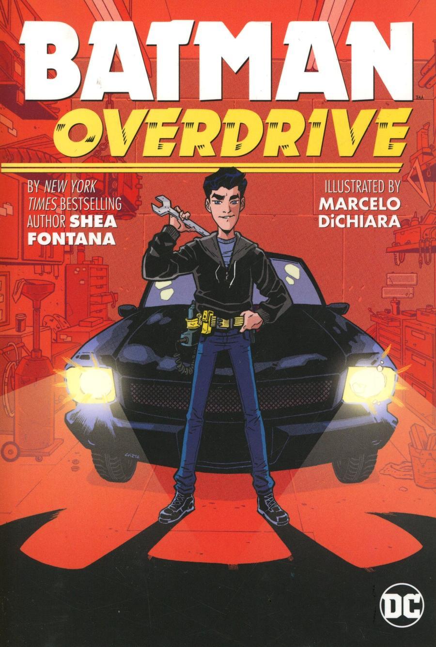 Batman Overdrive TP