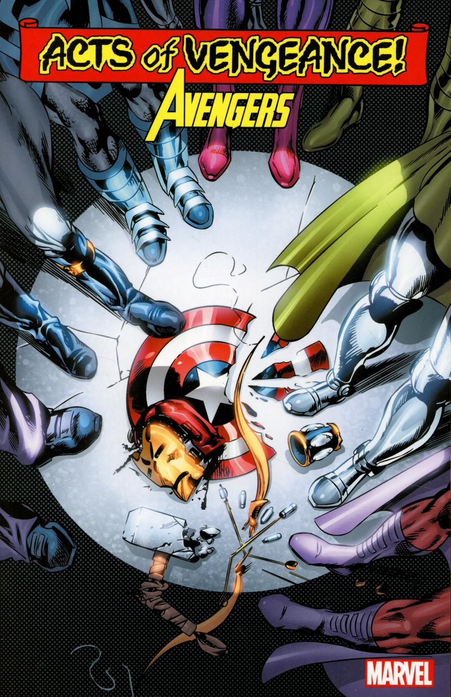Acts Of Vengeance Avengers TP
