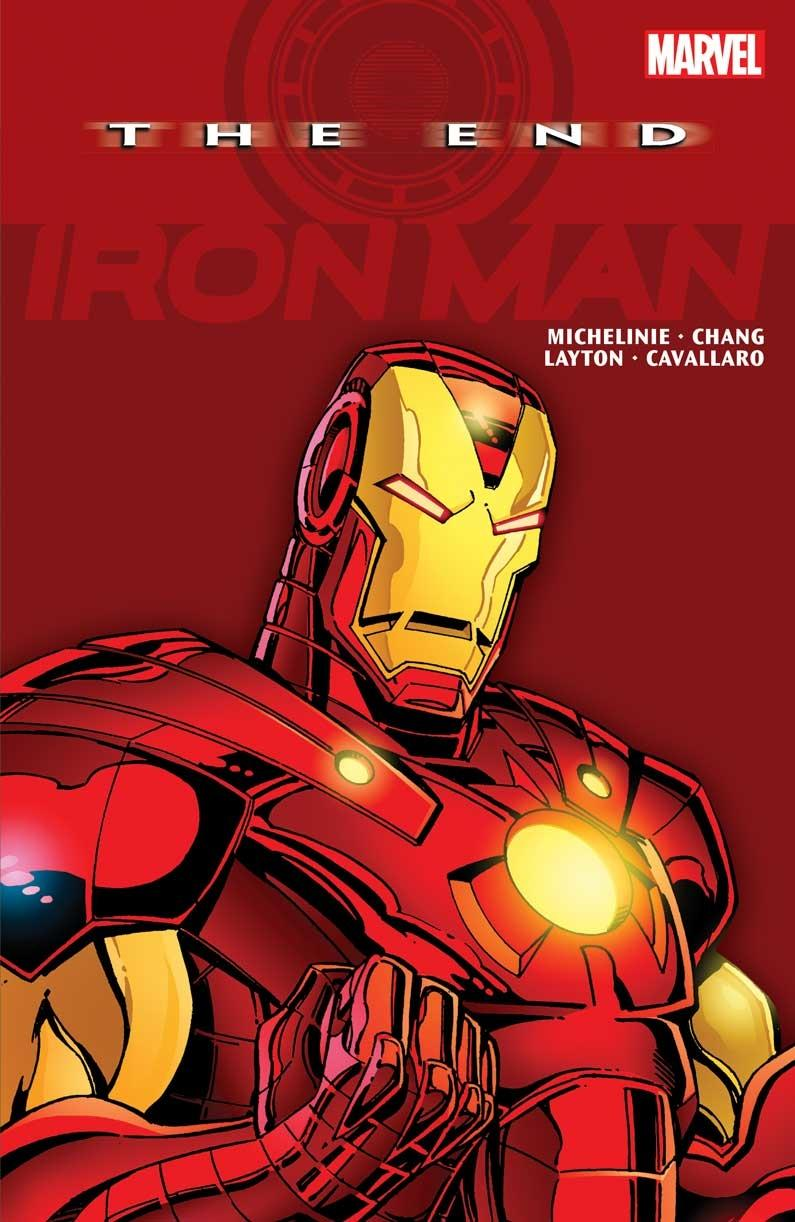 Iron Man The End TP New Printing