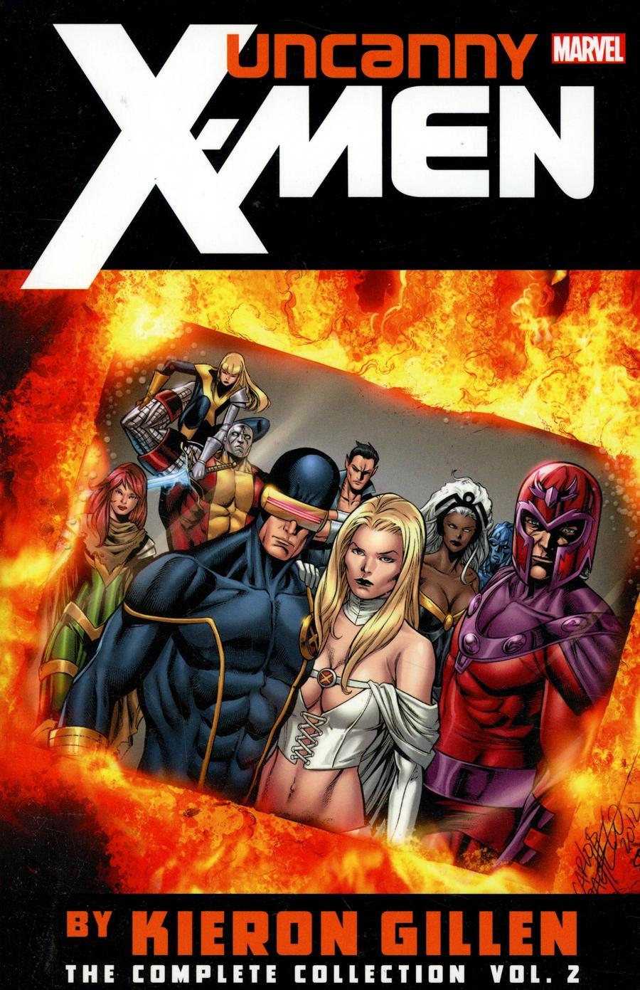 Uncanny X-Men By Kieron Gillen Complete Collection Vol 2 TP