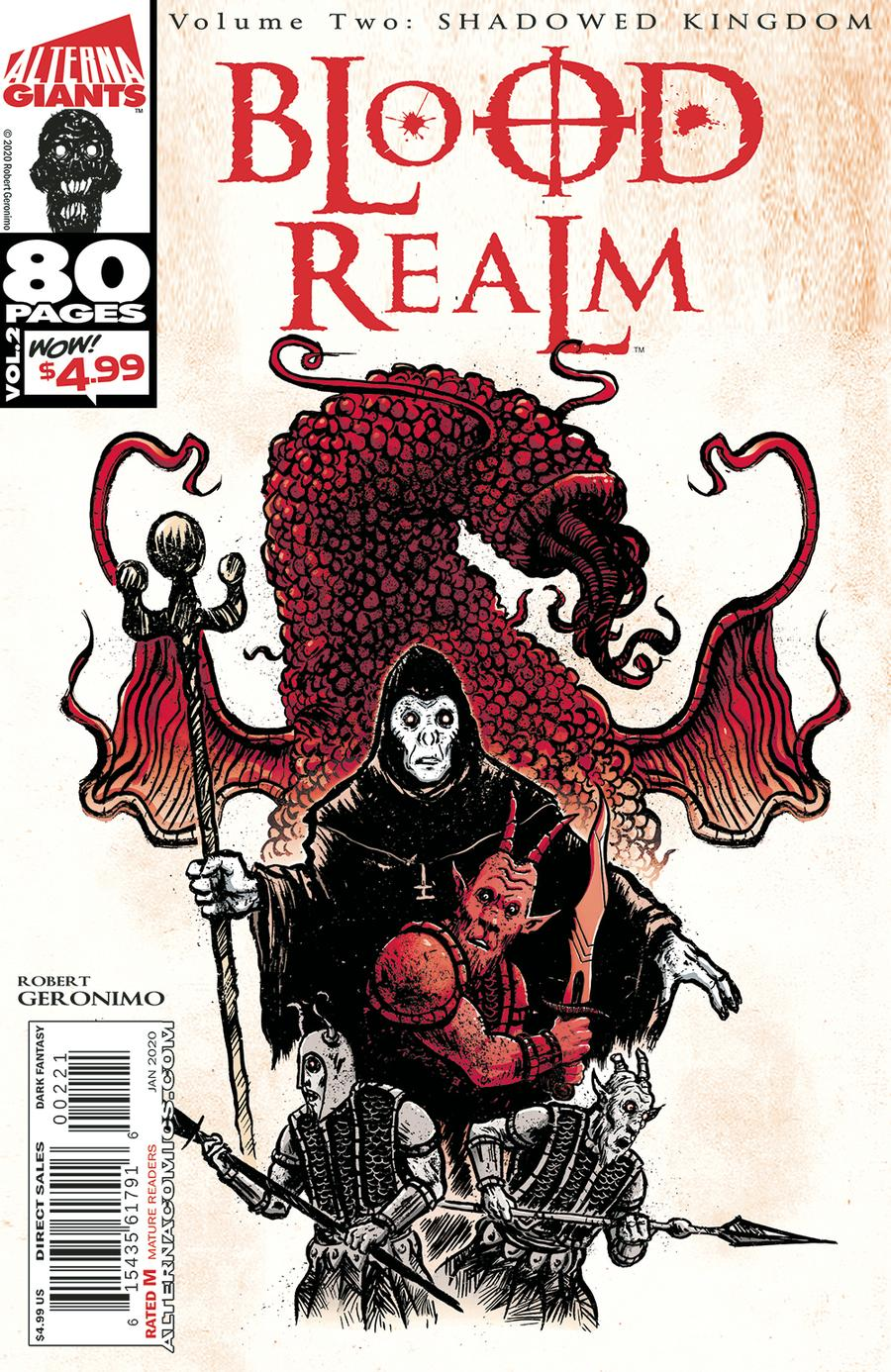 Alterna Giants Blood Realm Vol 2