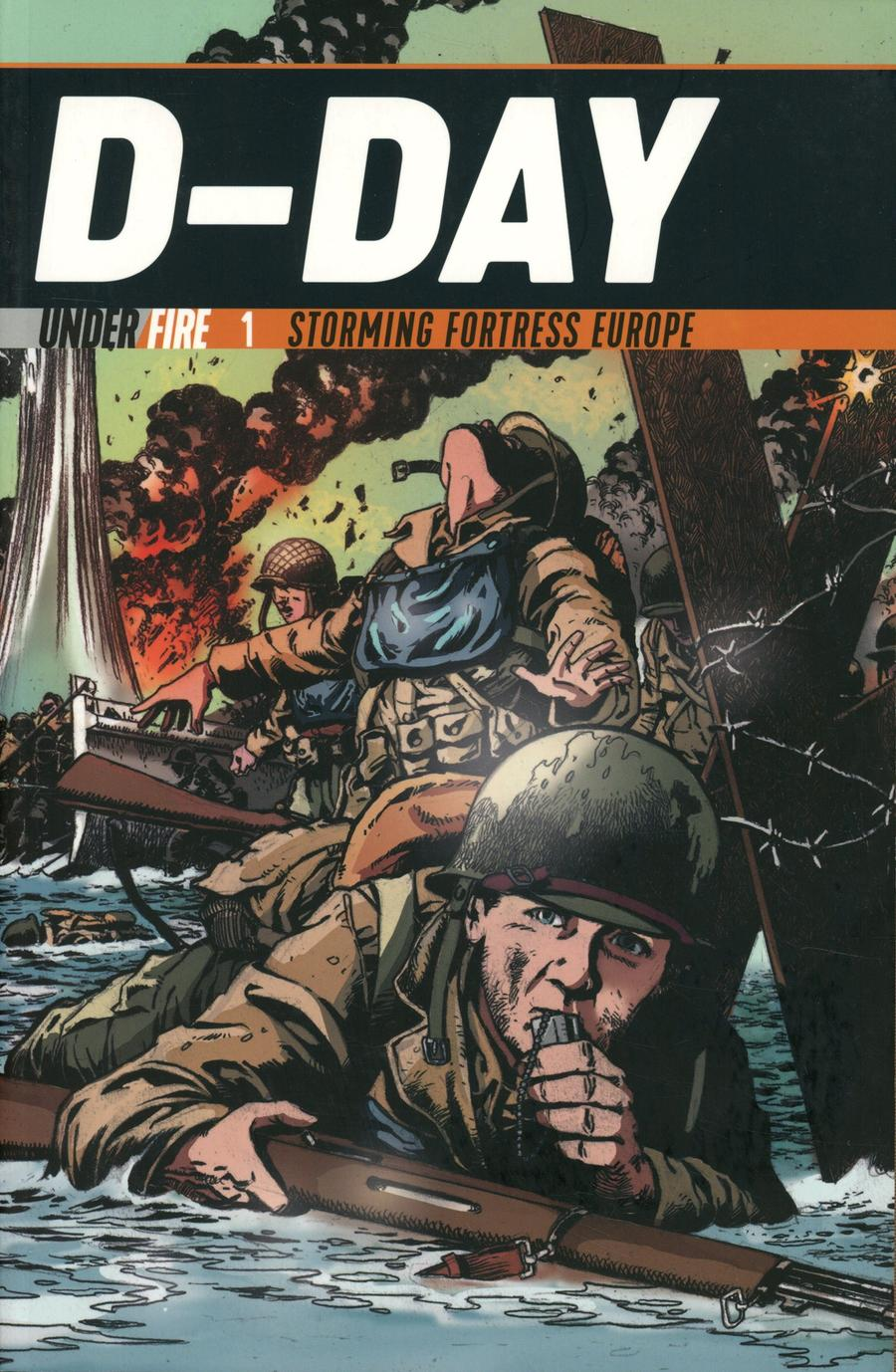 D-Day Storming Fortress Europe GN