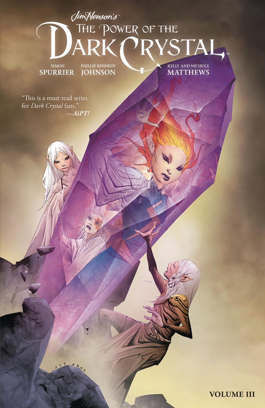 Jim Hensons Power Of The Dark Crystal Vol 3 TP
