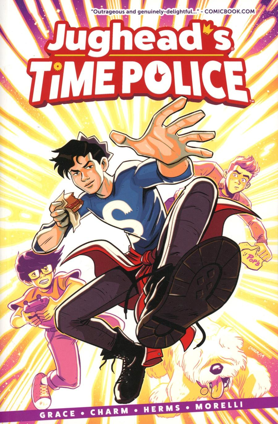 Jugheads Time Police TP