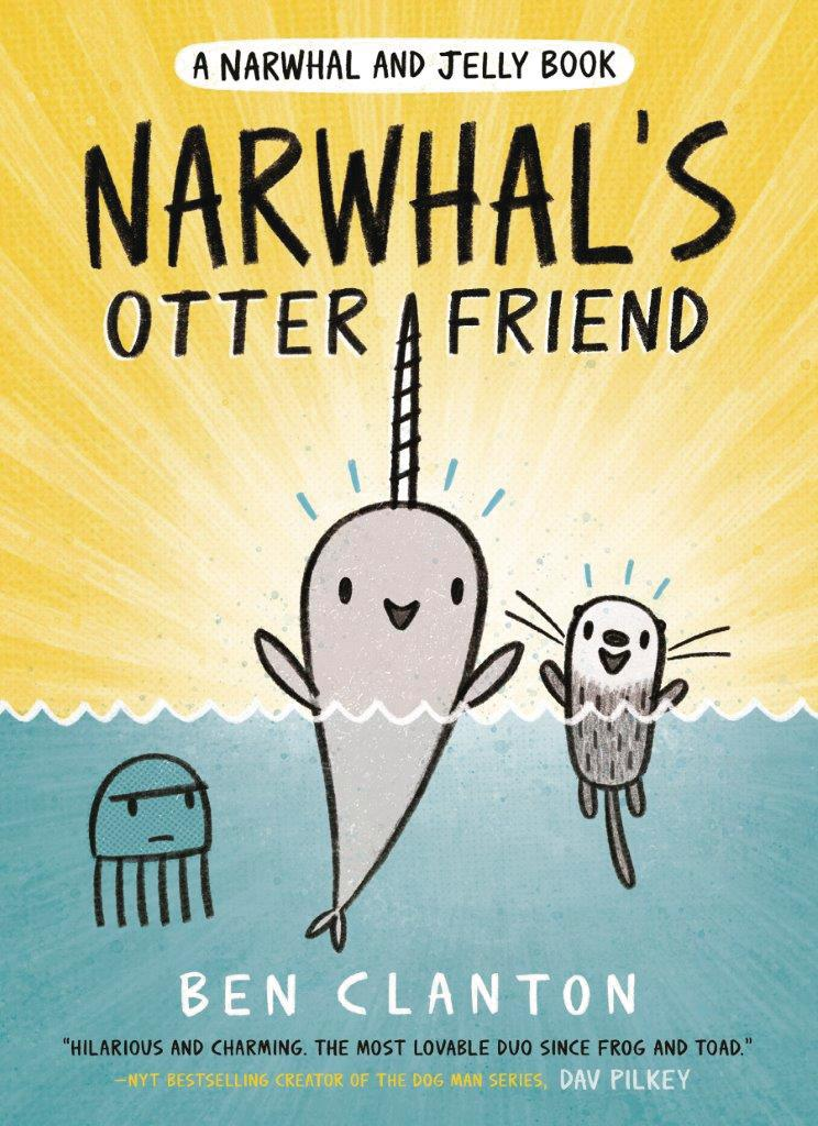 Narwhal Vol 4 Narwhals Otter Friend TP