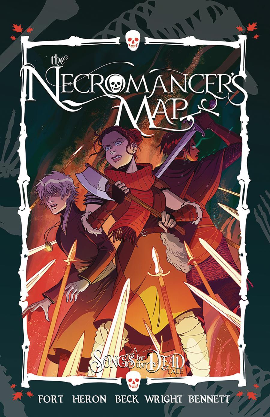 Necromancers Map TP