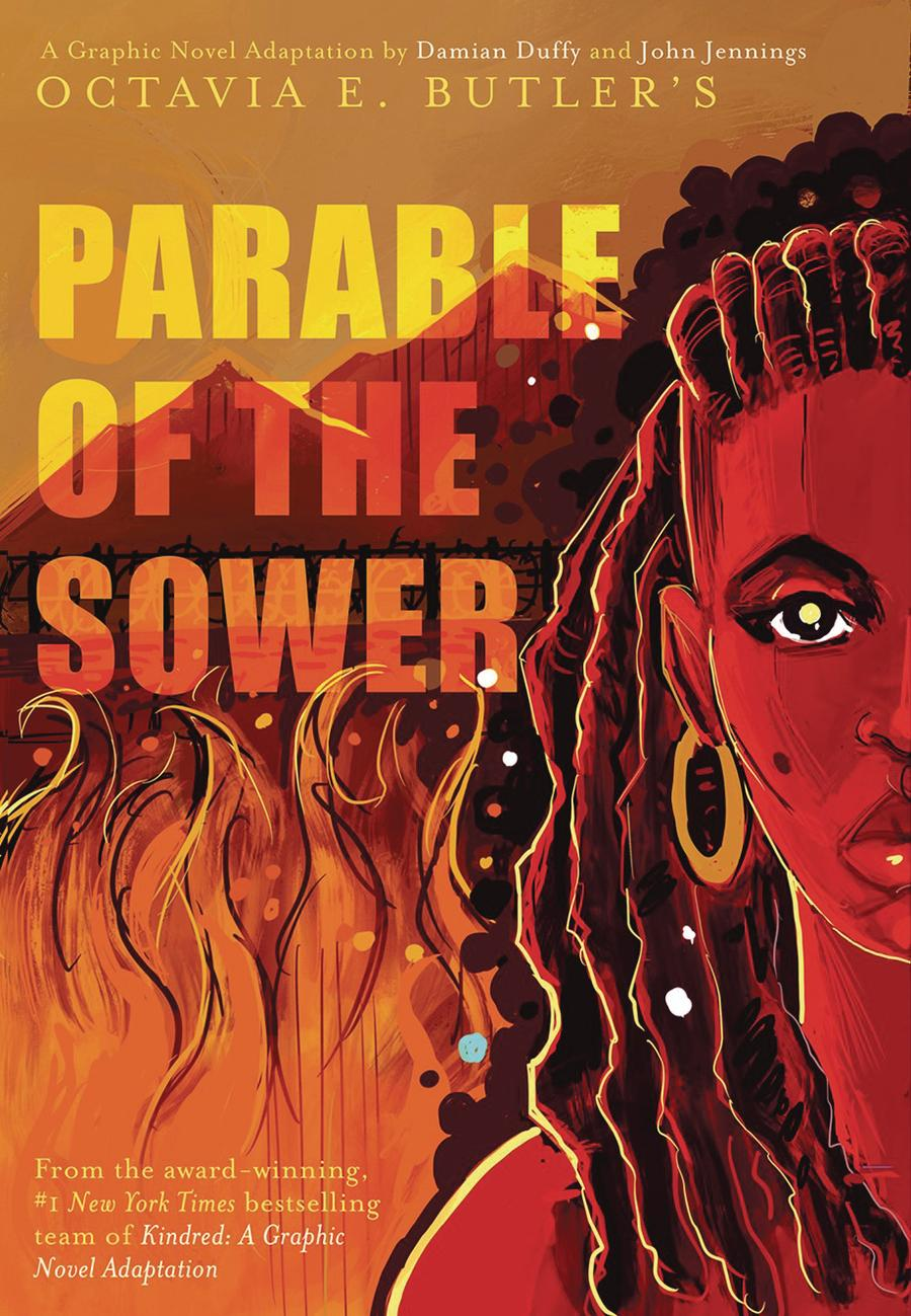 Octavia E Butlers Parable Of The Sower Graphic Novel HC
