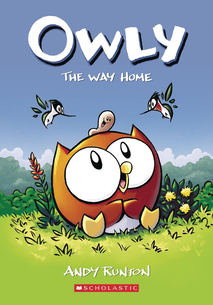 Owly Color Edition Vol 1 Way Home TP