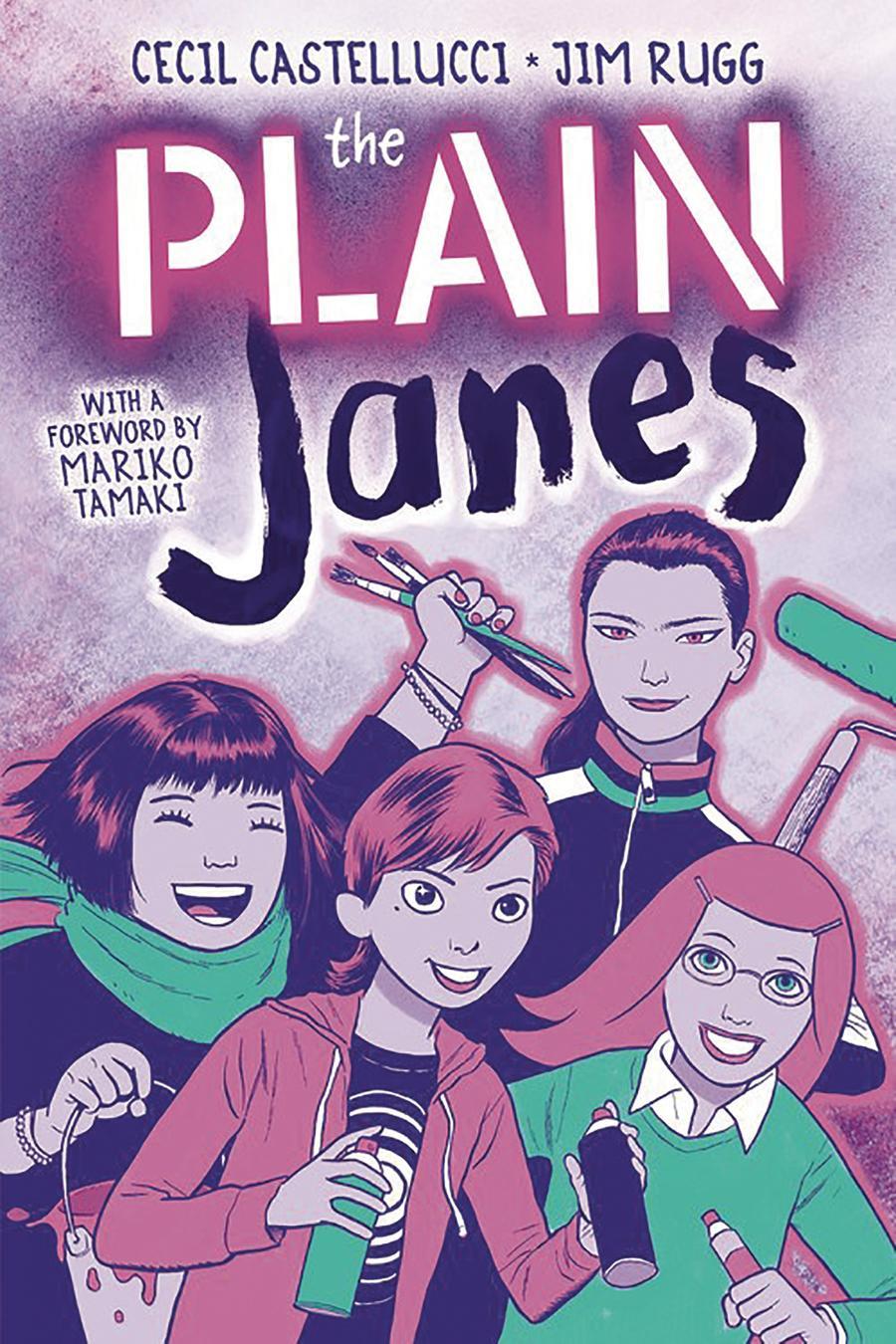 Plain Janes TP