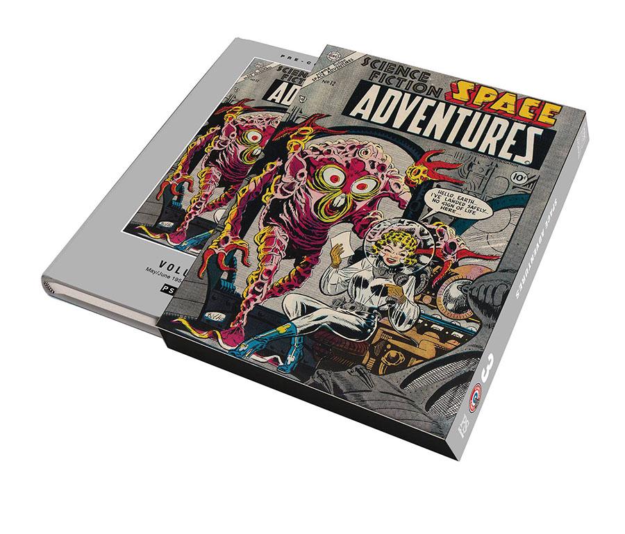 Pre-Code Classics Space Adventures Vol 3 HC Slipcase Edition