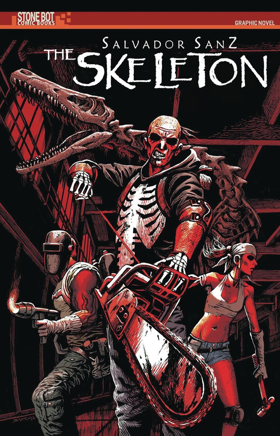 Skeleton Vol 1 TP