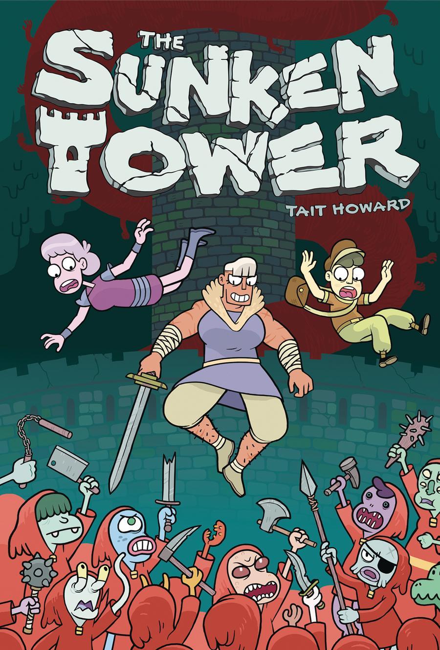 Sunken Tower HC