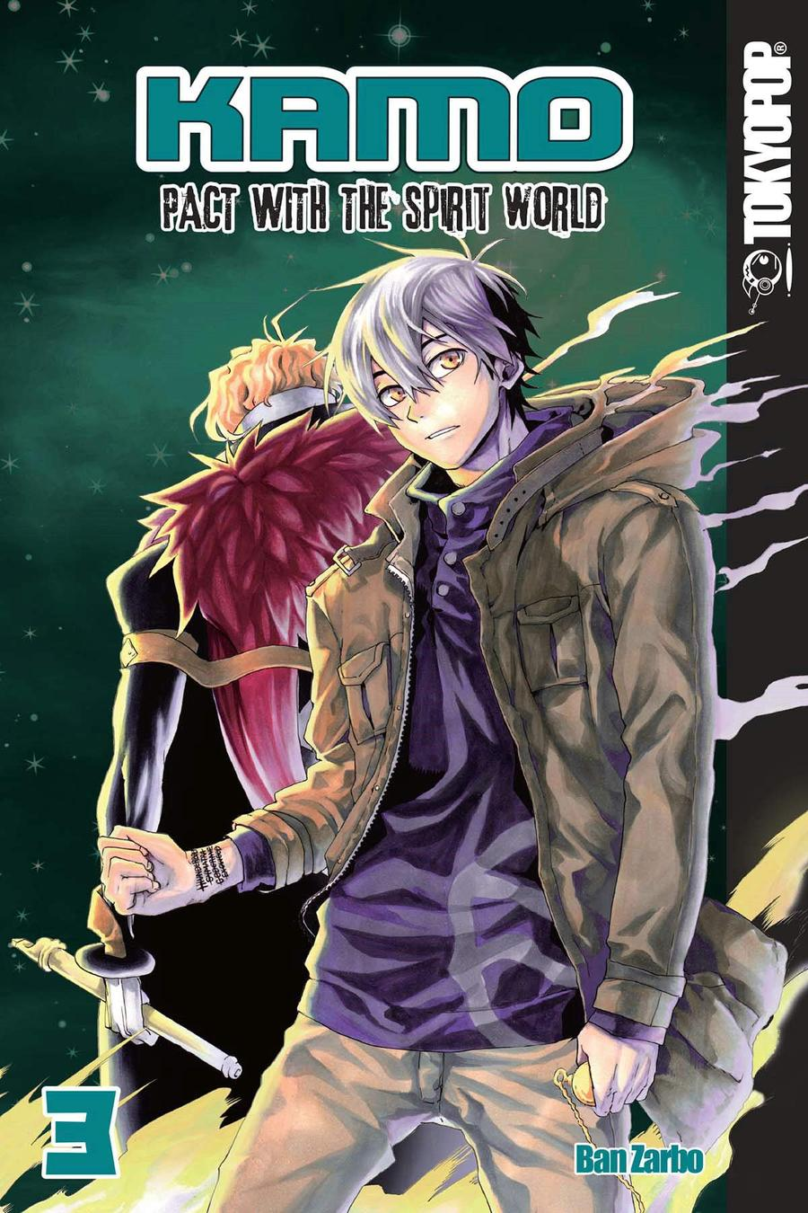 Kamo Pact With The Spirit World Vol 3 GN