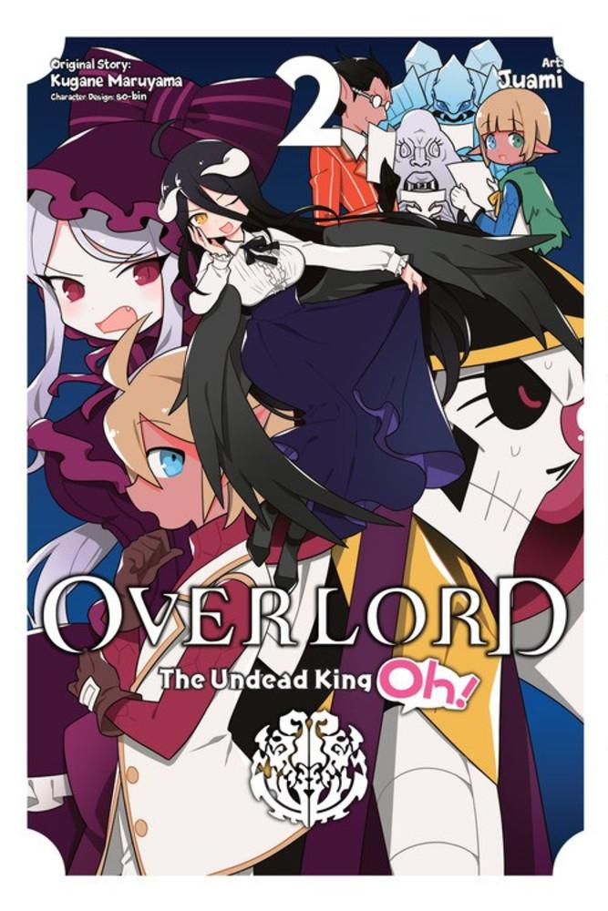 Overlord The Undead King Oh Vol 2 GN