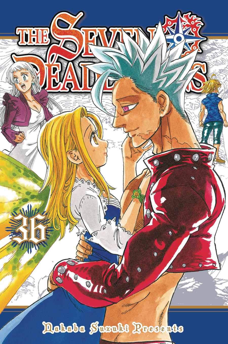 Seven Deadly Sins Vol 36 GN