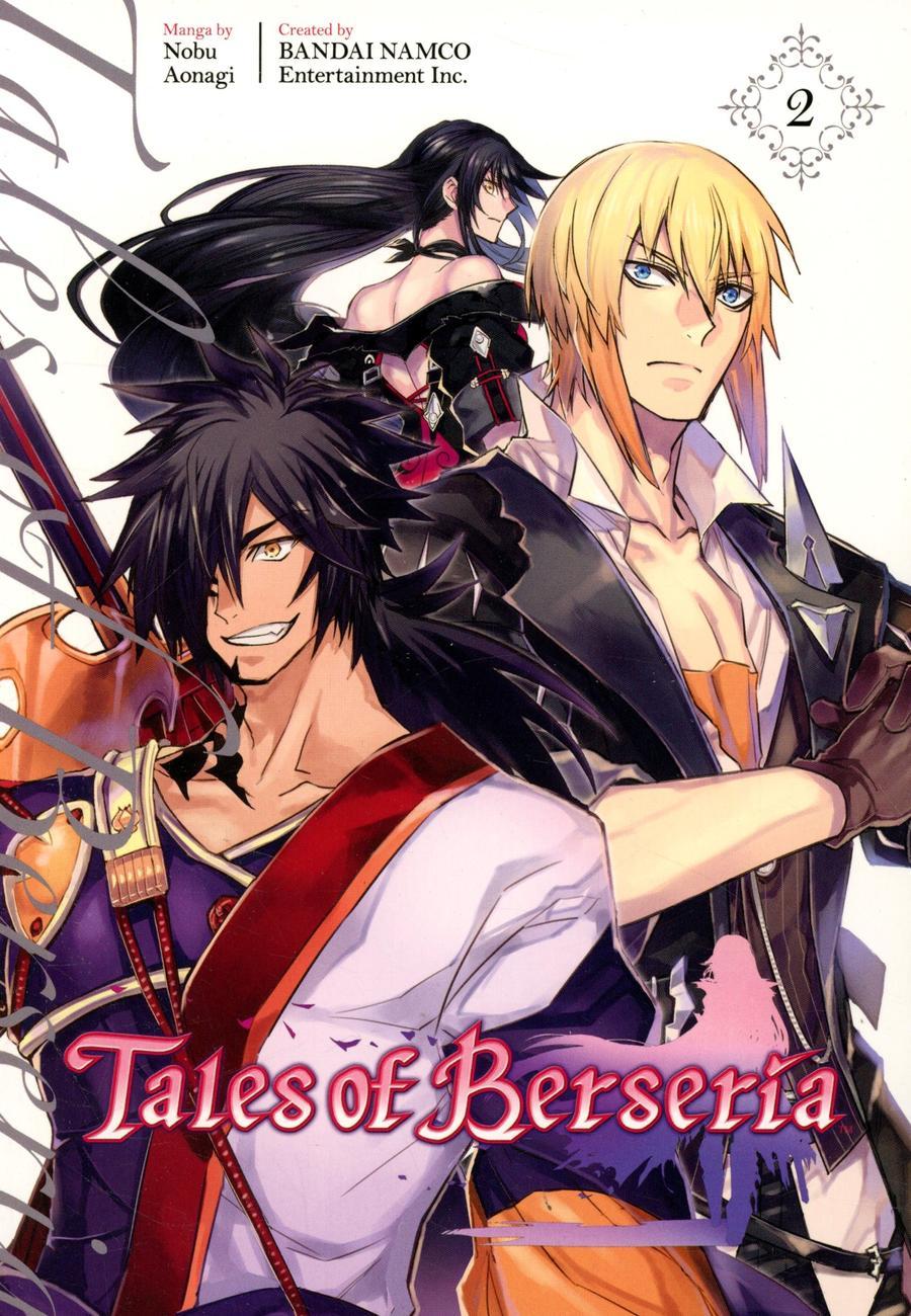 Tales Of Berseria Vol 2 GN