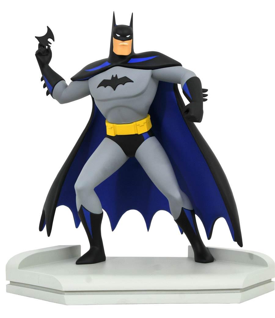 DC Premier Collection Justice League Animated Batman Statue