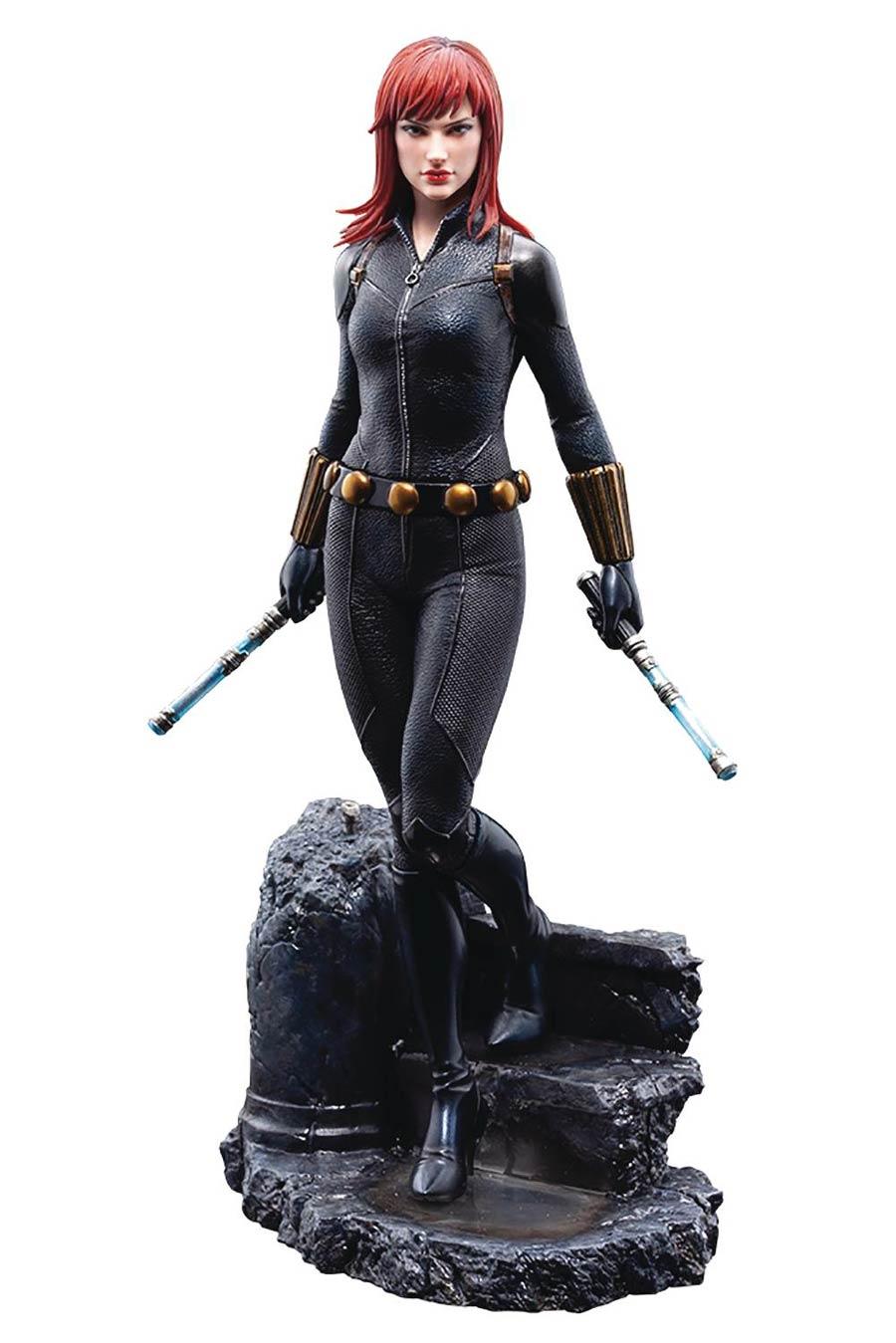 Marvel Universe Black Widow ARTFX Premier Statue