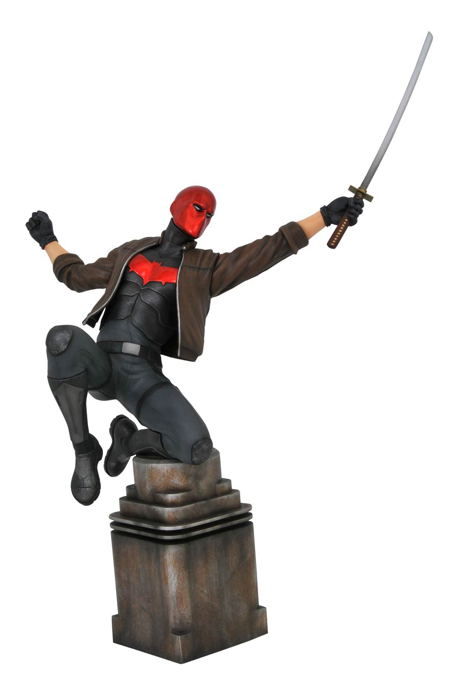 DC Comic Gallery Red Hood PVC Statue