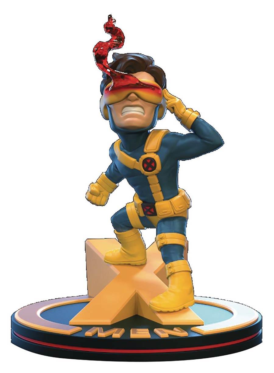Marvel X-Men Q-Fig Diorama Figure - Cyclops