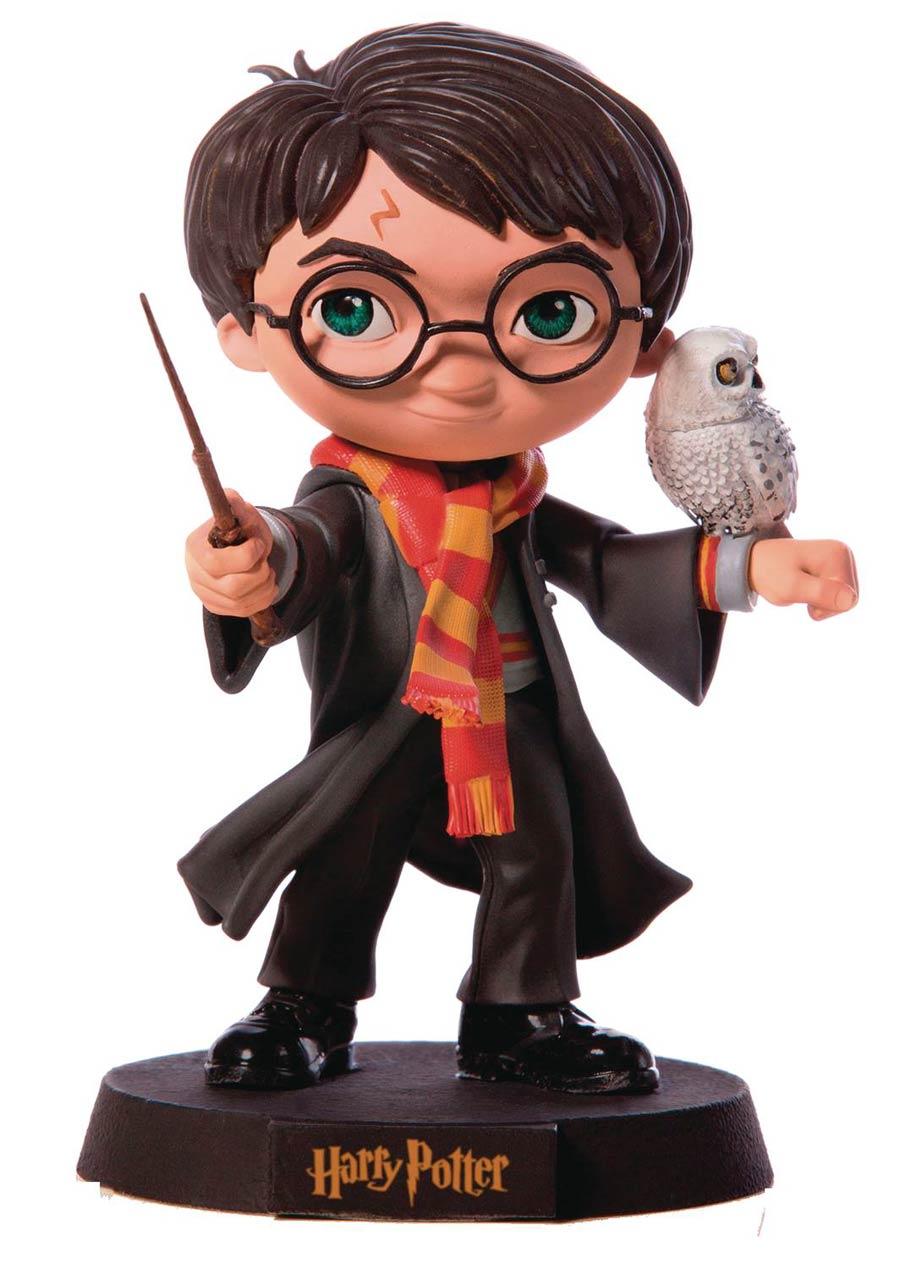 Mini Co Figures Harry Potter Vinyl Statue - Harry Potter