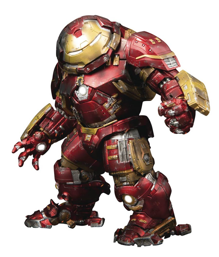 Avengers Age Of Ultron EAA-100 Hulkbuster Previews Exclusive Action Figure